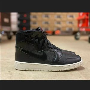 Nike Air Jordan 1 retro XX Shoes Womens Black Sz 9